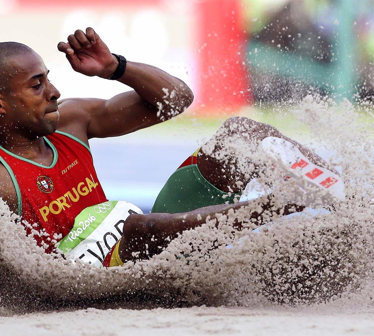 Nelson Évora - Equipa Atletismo Portugal 2019