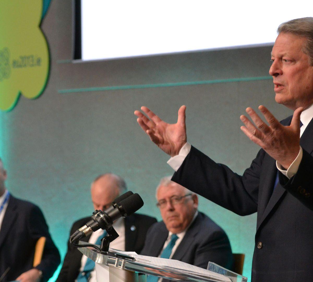 Al Gore Speech