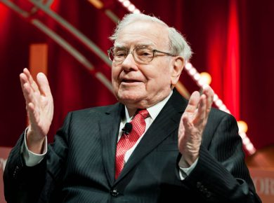 Warren Buffet - No iPhone