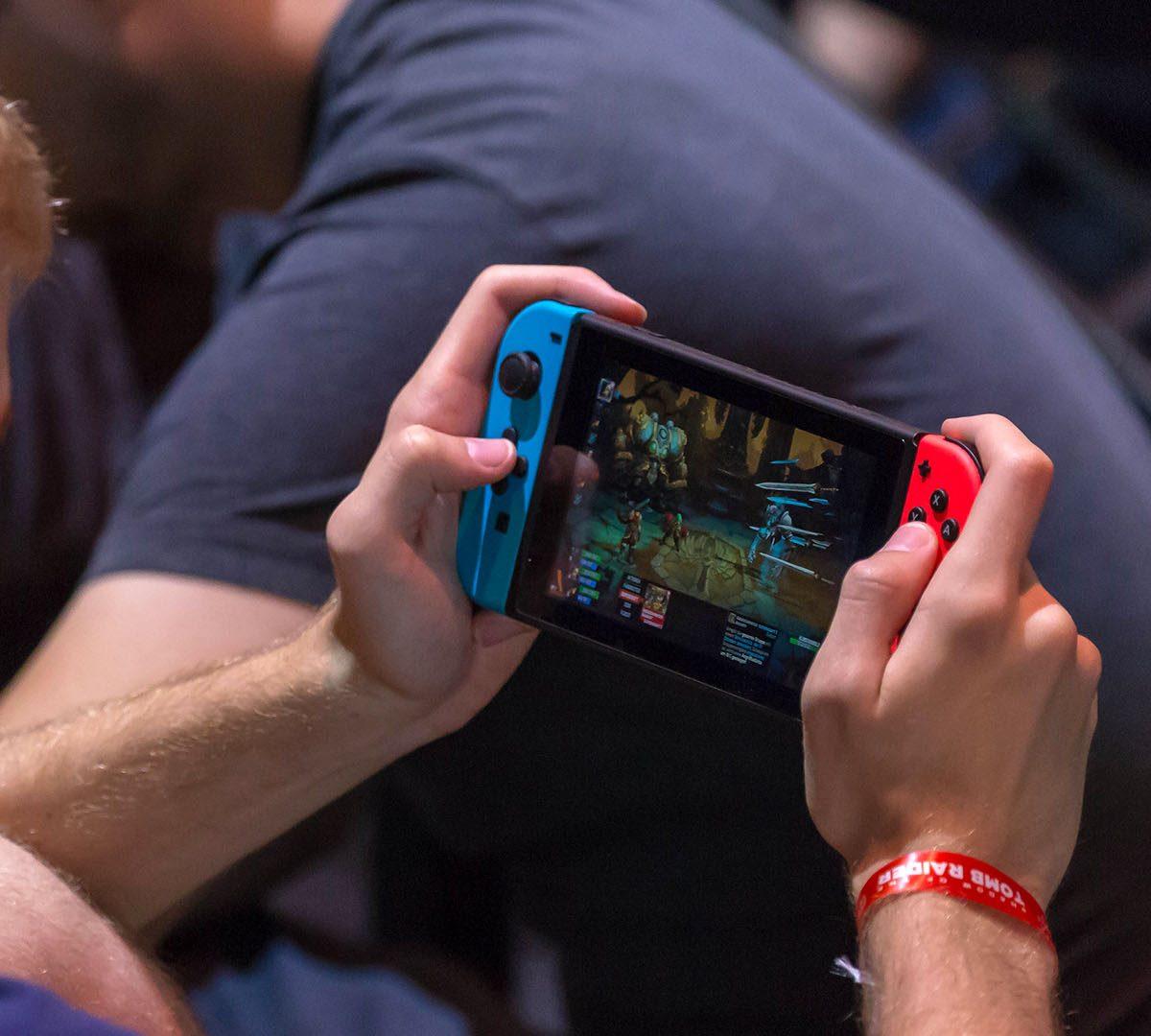 Nintendo Switch Supera Nintendo 64 em Vendas